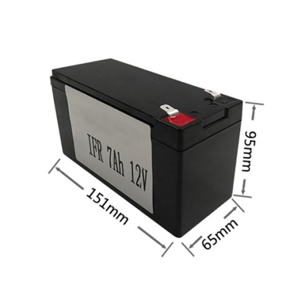 IFR26650-6.6Ah 12.8V(4S2P)