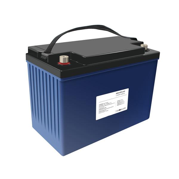 IFR 32650-100Ah 12.8V(4S17P)