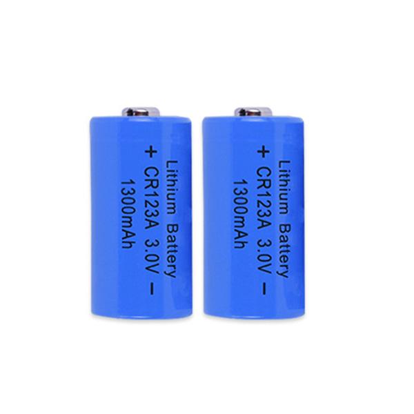 锂锰电池CR123A