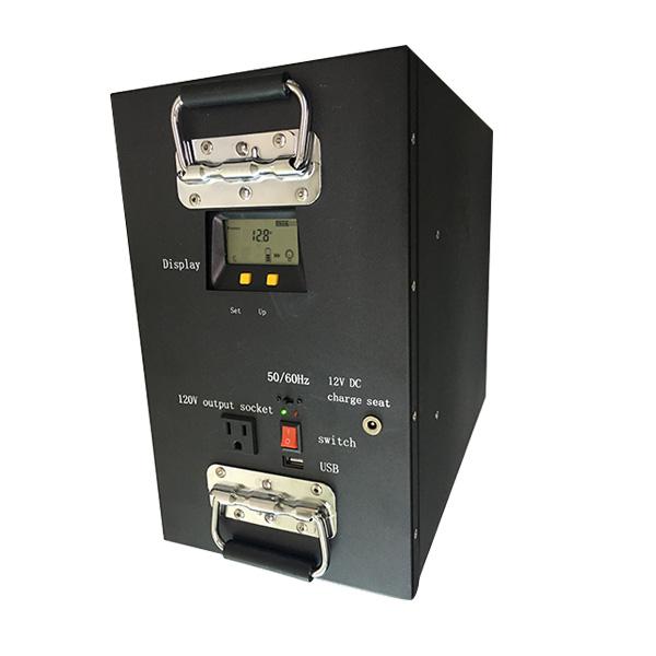 ICR-25.6V-10Ah-铁壳-带显示屏