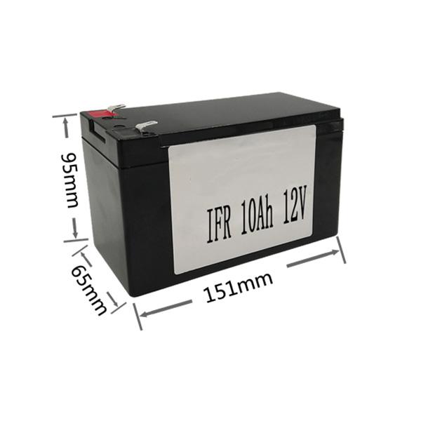 IFR26650-10Ah 12.8V(4S3P)