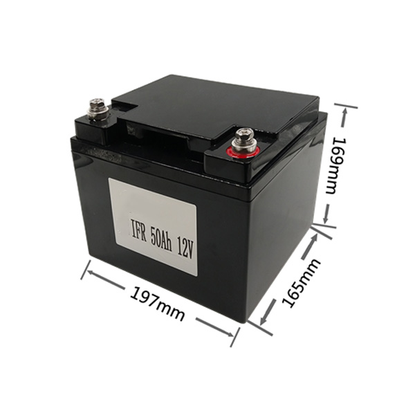 IFR 26650-50Ah 12.8V(4S14P)